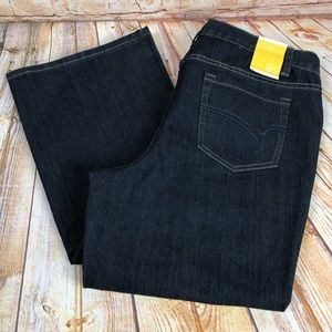 NEW Fashion Bug RIGHT FIT BootCut Jeans Denim Pant